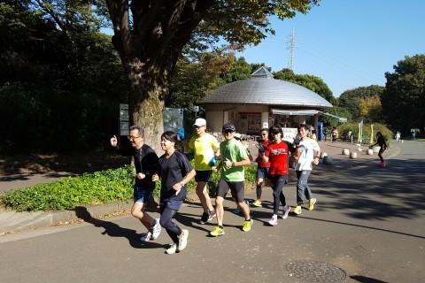 マラソン完走クラブ 40km距離走
