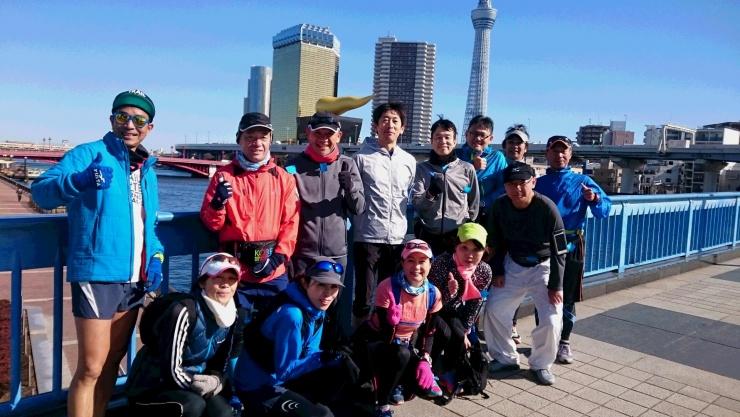 東京・大阪・京都・名古屋W・神戸・さいたまなど、都市マラソンのコース試走を開催1か月をめどに開催。東京は2007年から毎年500名ほどの皆さんが参加されています。