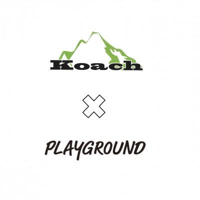 高地トレーニング専門スタジオ『Koach』×PLAYGROUND『Koach』体験会