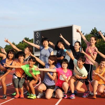 Women's Track -女性が楽しむためのランイベント-