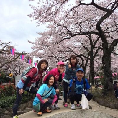 [JoyRun☆ 921st]花も団子も!春のうららかSAKURA & SWEETS deラン
