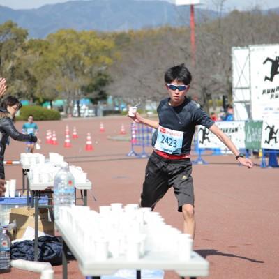 大阪RUNRUNRUN2018 in万博記念公園