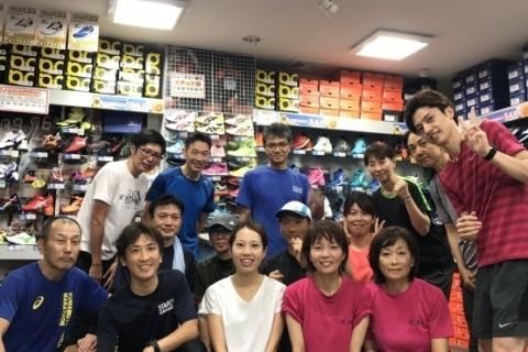 熊本城マラソン2018 完走応援ランニングクリニック!!