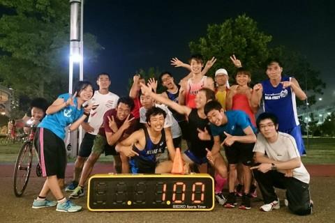 1秒でも速く走りたいあなたの為の勉強会~トレーニング編~ in デザイン・クリエイティブセンター神戸