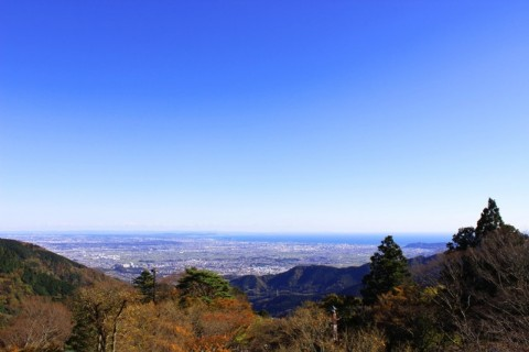 大山下社コース 24キロ