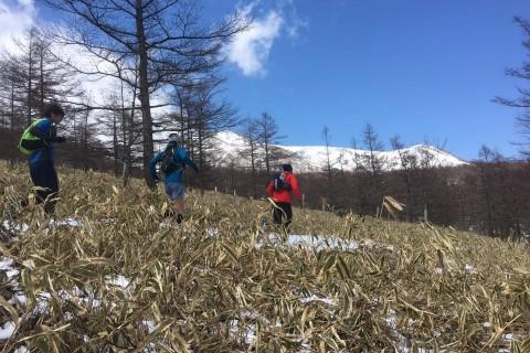 冬を満喫!【RunField】トレイルランニングセッションin日光