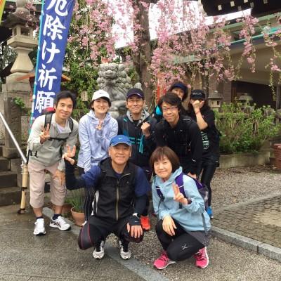 [JoyRun☆927th]春爛漫!魅惑の小江戸/菓子屋横町の川越JOYRUN