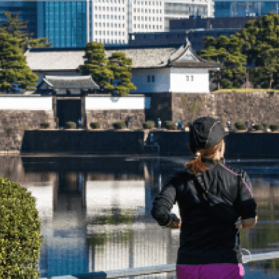TOKYOBAYRCナイトラン皇居初心者体験練習会