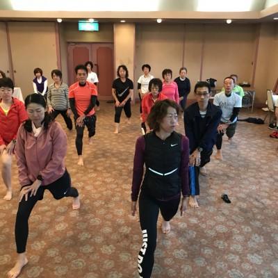 Momonaランニングクラブ初心者合宿@琵琶湖6月