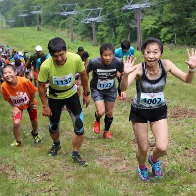 ボランティア大募集!「ゲレンデ逆走マラソン2018 雨季ウキ高地レース」