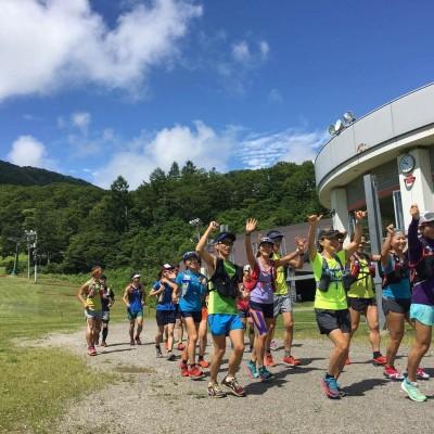 【RunField】トレイルランニング部門2018年度メンバー募集