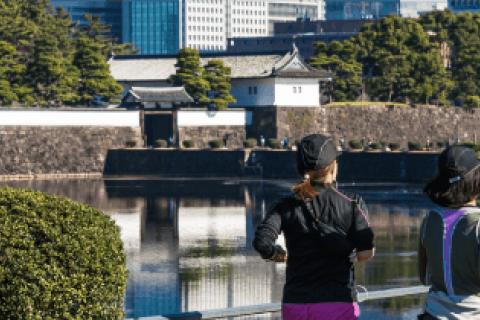 TOKYOBAYRCナイトラン皇居初心者練習会