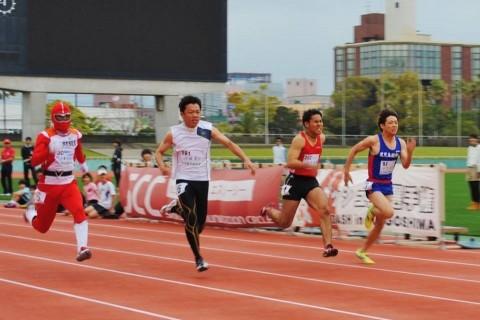 第17回50メートルDASH王選手権大会