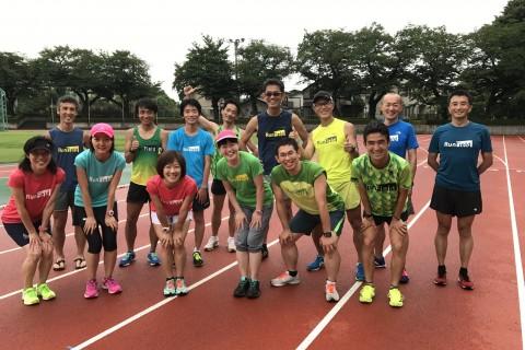 【メンバー募集】【RunField】2018年度レギュラーメンバー募集!