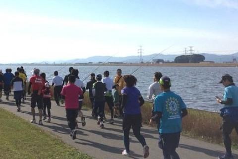 第19回遠賀川さわやかマラソン~ がんばれ熊本!チャリティイベント~