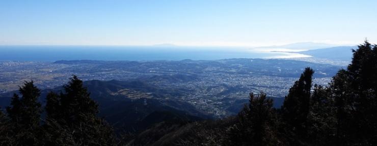 丹沢の大山(1,252m)にチャレンジ!/中級者向けトレイルランニングツアー(神奈川県)