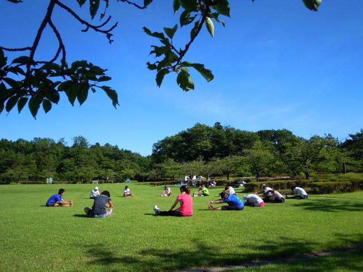 ラン専門フィジカルトレーナーが、ランニングのためのコンディショニング等、的確で分かりやすいセミナーを東京・静岡・秋田等で開催。