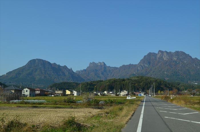 妙義山麓周回ラン