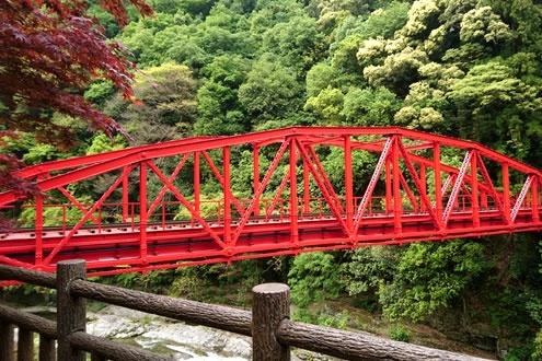 別子銅山から山根公園往復コース(新居浜市)
