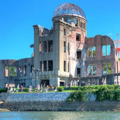 平和の尊さを実感!広島市内観光ランコース(広島市)