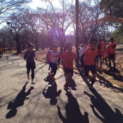 無料体験-土曜日午前中練習会@代々木公園-ランニングチームハリアーズ