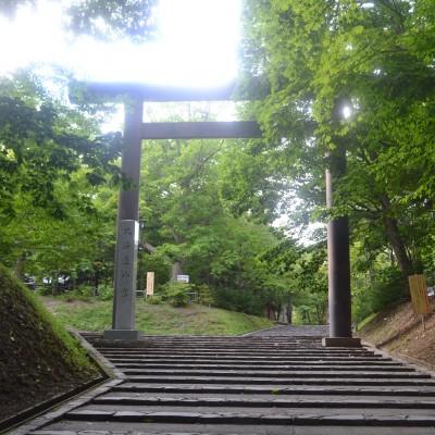 原始林に隣接!北海道神宮&円山公園満喫コース(札幌市)