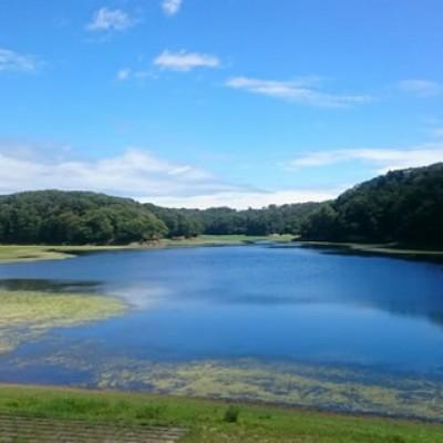 緑豊かな自然公園、モリリン加瀬沼公園コース(利府町)