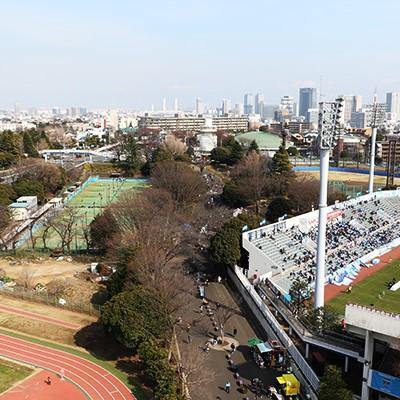 緑豊かな起伏コース、三ツ沢公園コース(横浜市)
