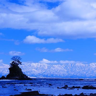 唯一無二の絶景がここ!雨晴(あまはらし)海岸コース(氷見市)