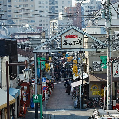 下町情緒を楽しむ「上野・谷根千」観光ジョグコース(台東区)