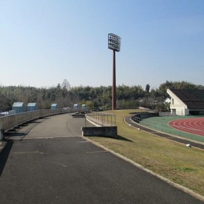 ペース走に!津山スポーツセンター周回コース(津山市)
