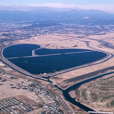 開放感いっぱいの谷中湖周回。渡良瀬遊水地コース(栃木市)