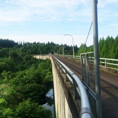 市街地に近い大自然、太平山リゾート公園コース(秋田市)