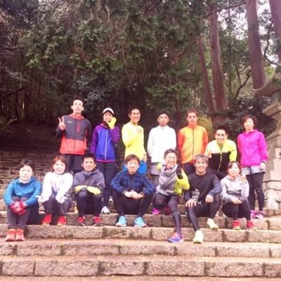 比叡山の階段は写真奥に映っている階段です