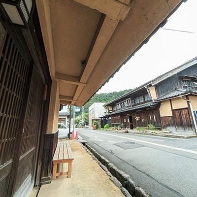 江戸時代の要所・今庄宿から板取宿をたどるコース(南越前町)