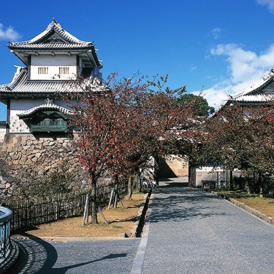 金沢城下町・加賀百万石の文化を感じるコース(金沢市)