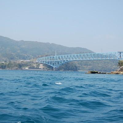 古墳と渦潮と海の幸の島。長島ロング走コース(長島町)