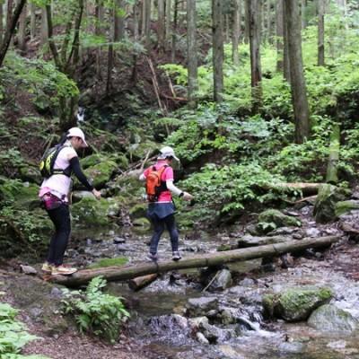 標高差650mを登りきったら展望抜群の山頂へ!初級者向けトレイルランニングツアー(埼玉県)