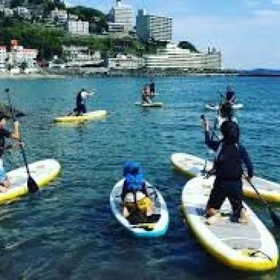 ATAMI SUP&YOGA FESTA2018(サップクルージング体験申し込み用)