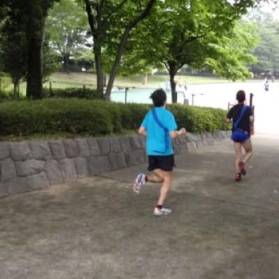 緑の木々に囲まれて走る!前橋総合運動公園周回コース(前橋市)