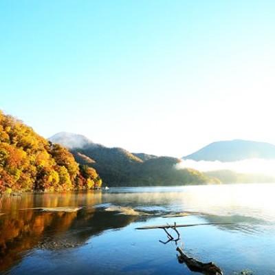 湖畔の自然を感じて走る。中禅寺湖周遊コース(日光市)