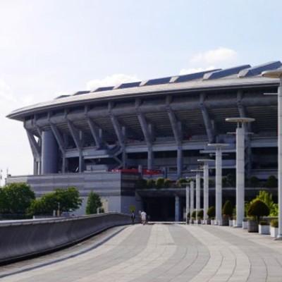 日産スタジアム&新横浜公園コース(横浜市)