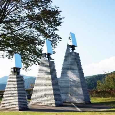 八百津町の歴史と自然を感じて。人道の丘公園コース(八百津町)