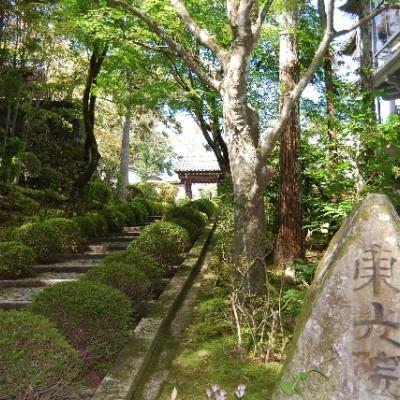 法隆寺へ向かう富雄川堤防コース(奈良市)