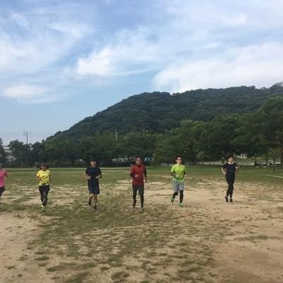 新生フォームでPB更新! ★松山校5名  自分最適フォーム養成クリニック ※初級~中級ランナー対象