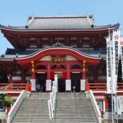 大須観音と織田信長ゆかりの熱田神宮を走るコース(名古屋市)