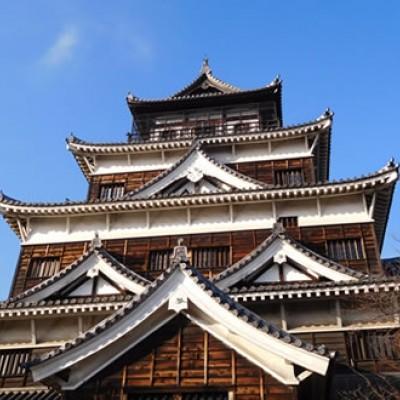 広島城周辺観光ランコース(広島市)