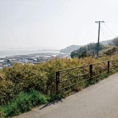 下津井電鉄廃線跡地「風の道」コース(倉敷市)