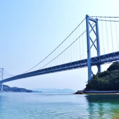 ハードなコースを絶景が後押し。しまなみ海道コース(尾道市)