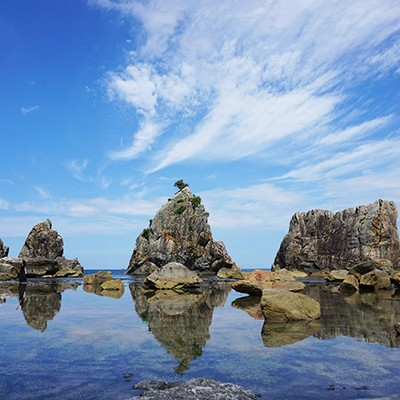 本州最南端の潮岬と橋杭岩コース(串本町)